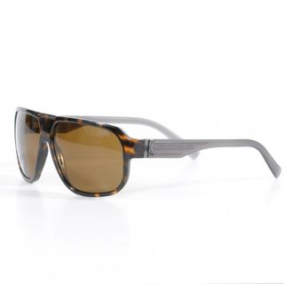 Smith Men's Havana Gibson Sunglasses with Polarized Brown Lenses