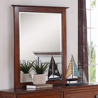 Donco Kids Glazed Bevel Mirror