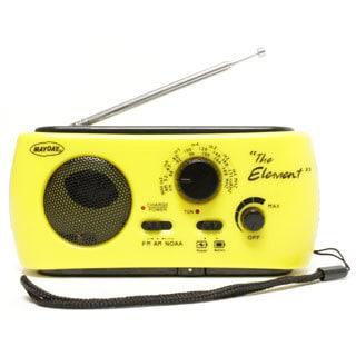 "C-88-ELM Mayday "" The Element"" Solar/ Dynamo/ Radio with NOAA"