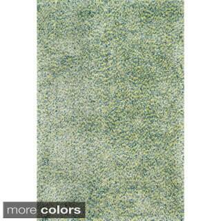 Furniture of America Friane Hand Tufted Shag Area Rug (7'6 x 9'6)