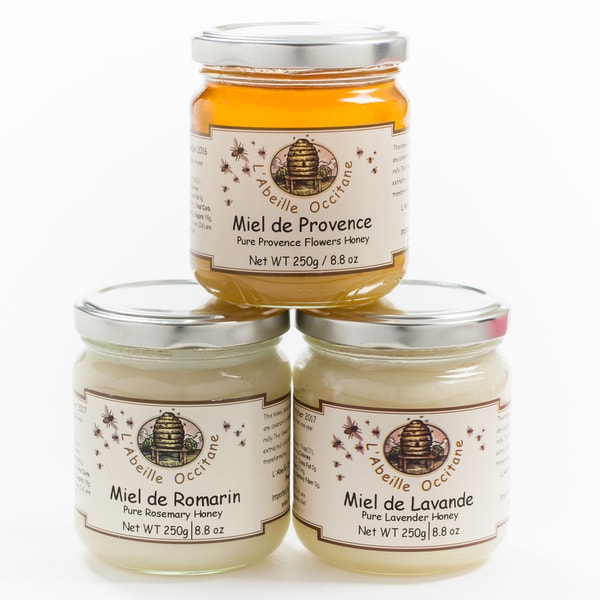The Provence Honey Collection