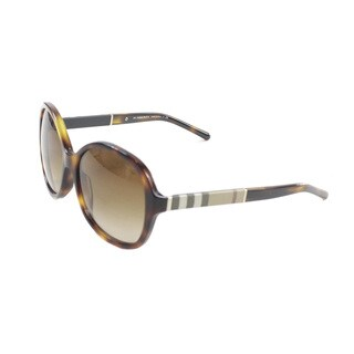 Burberry BE4178 Sunglasses 331613 Light Havana / Brown Gradient