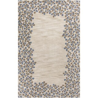 Hand-Tufted May Contemporary Wool Rug (2' x 3')