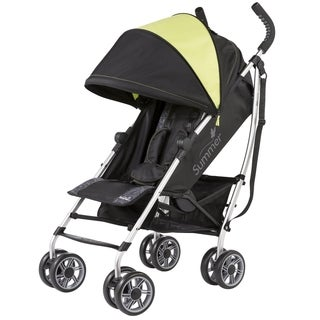 Summer Infant 3D Zyre Convenience Stroller in Lime Punch