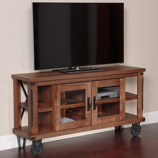 Industrial 61 TV Console
