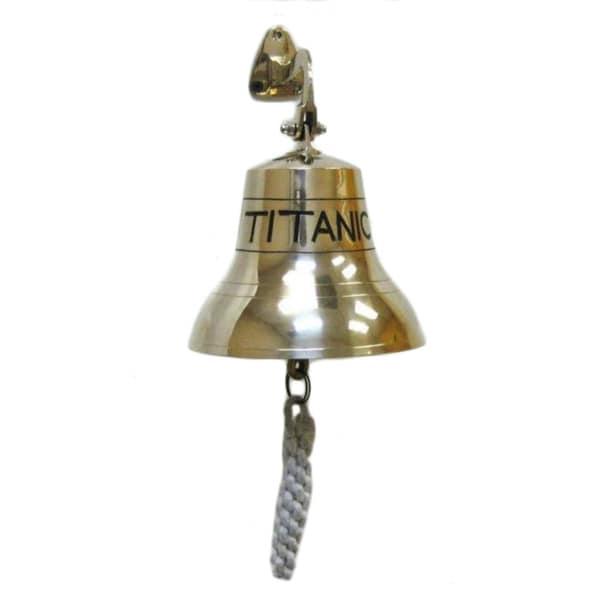 Brass Bell Titanic