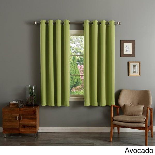 Adirondack curtains