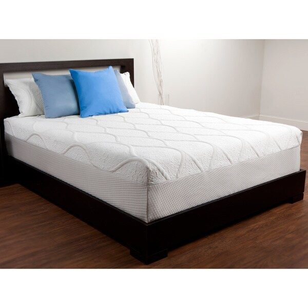 Comfort Memories 14-inch Sensogel King-size Gel Memory Foam Mattress