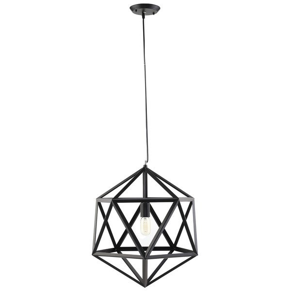 Hadron Large Metal Chandelier
