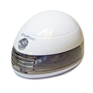 SpaRoom AromaFier Ultrasonic Diffuser, White, .25 lbs