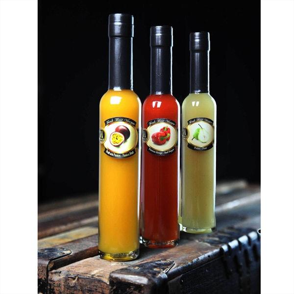 Red Pepper, Pear, Passion Fruit Fresh Fruit Vinegar