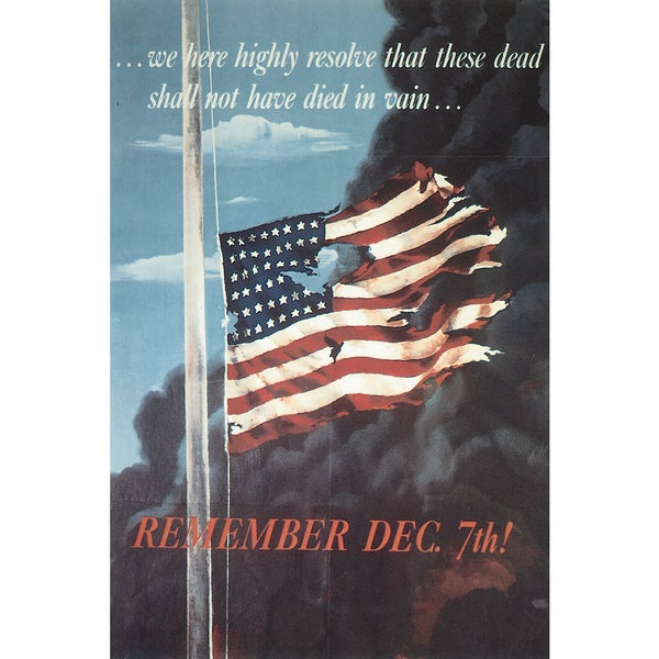 Remember Dec. 7th