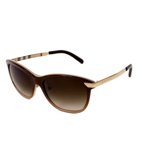 Burberry BE4169Q Trench Collection Womens Sunglasses