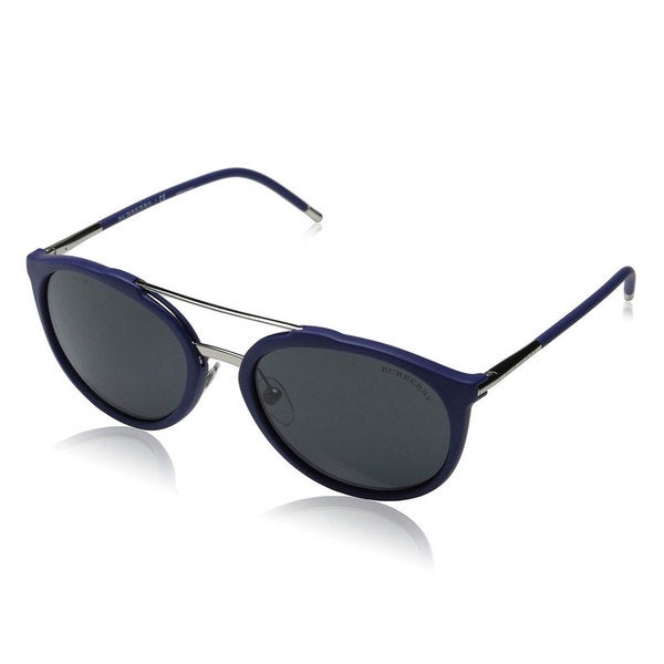 Burberry BE4177 Men's Round Sunglasses