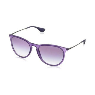 Ray Ban Erika Sunglasses Non-Polarized (Violet Frame/Lens) - 54MM