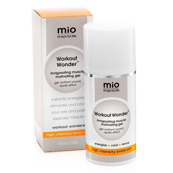 Mama Mio Workout Wonder Invigorating 3.4-ounce Muscle Gel