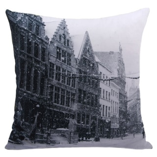 Jovi Home London Decorative Pillow Cover (Set of 2)