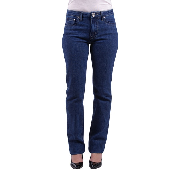 Boston Jean Company Women's Straight Leg Jean