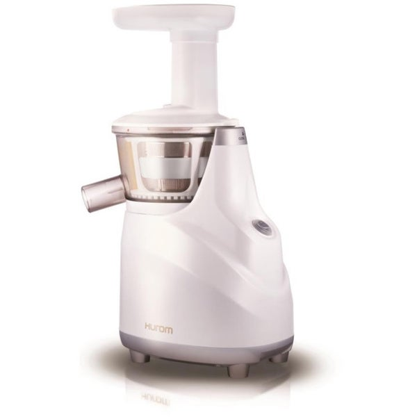 Hurom JP White Slow Fresh Press Juicer