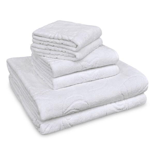 LaMont Home Seaspray Bath Towel Collection