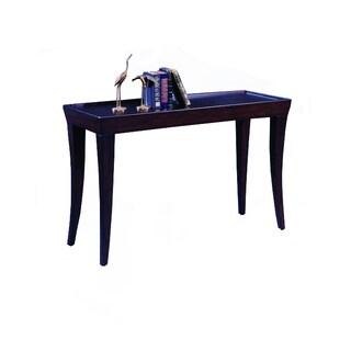 Versailles Sofa Table in Merlot Finish