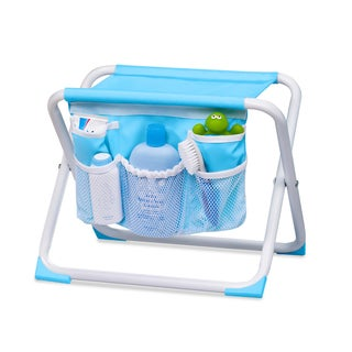 Summer Infant Blue Tubside Seat and Organizer