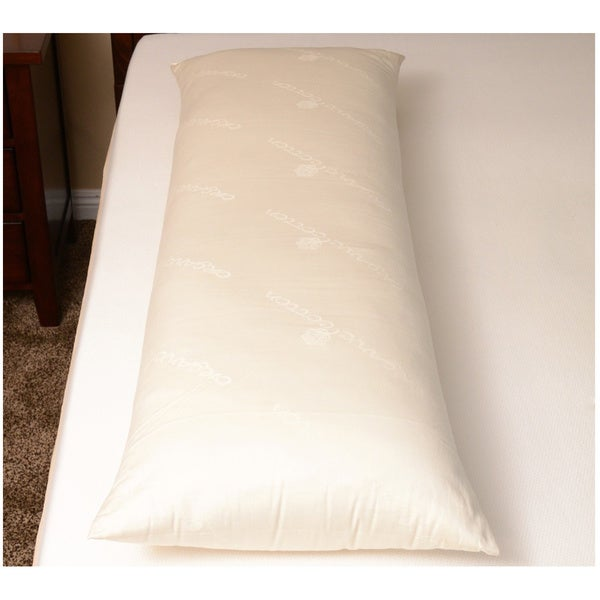 Organic Cotton Body Pillow (As Is Item)