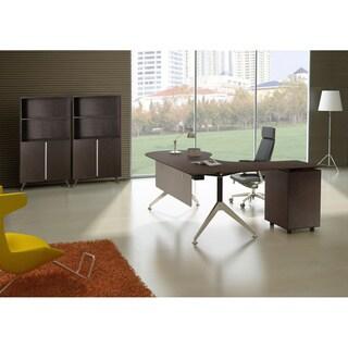 Jesper Office Executive Teardrop Desk