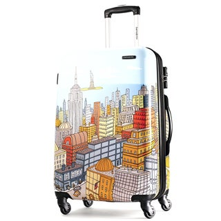 Samsonite Cityscapes 20-inch Hardside Carry-on Spinner Upright Suitcase