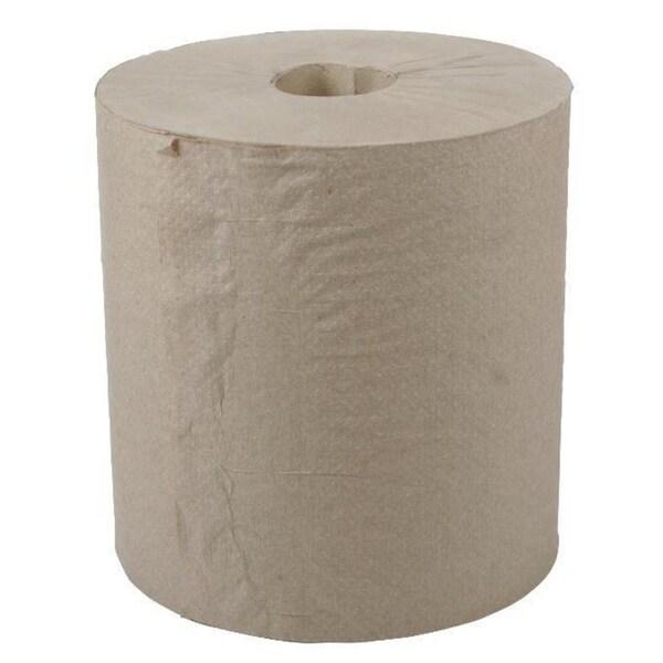 Medline Standard Natural Roll Towels (Case of 6 Rolls)