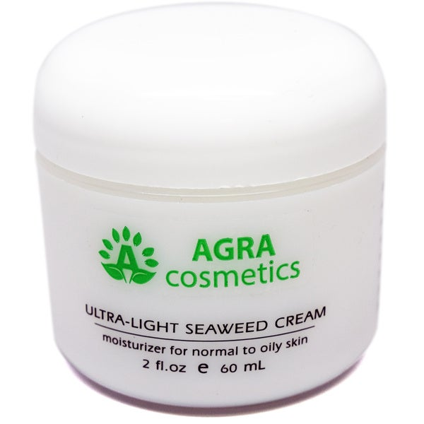AGRA Ultra-Light 2-ounce Seaweed Cream