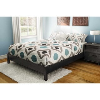 South Shore Step One Queen Platform Bed