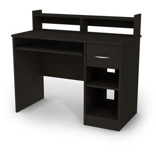 South Shore Access Pure Black Desk