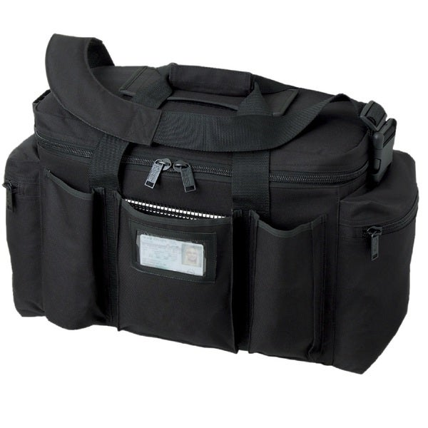 US Peacekeepers Black Patrol Bag
