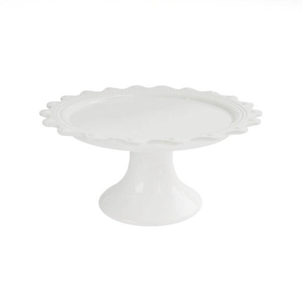 American Atelier 9-inch Cake Pedestal Cake Platter
