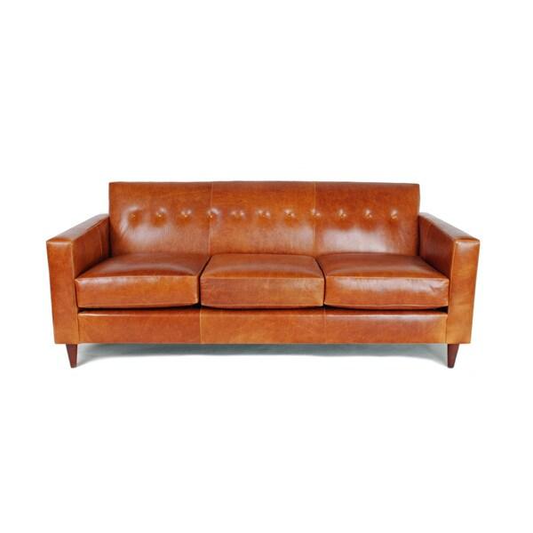 Harper Leather Sofa