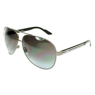 Gucci Men's 1951/S Metal Aviator Sunglasses