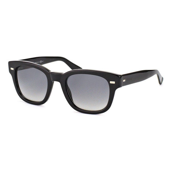Gucci Men's 1079/S Plastic Oval Sunglasses