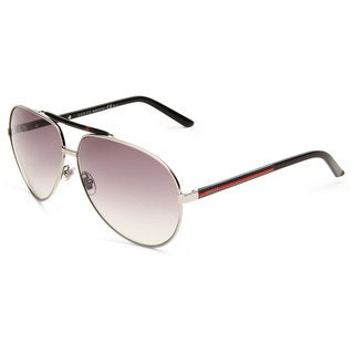 Gucci Men's 1933/S Metal Aviator Sunglasses