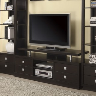 WOlid Wood TV Console