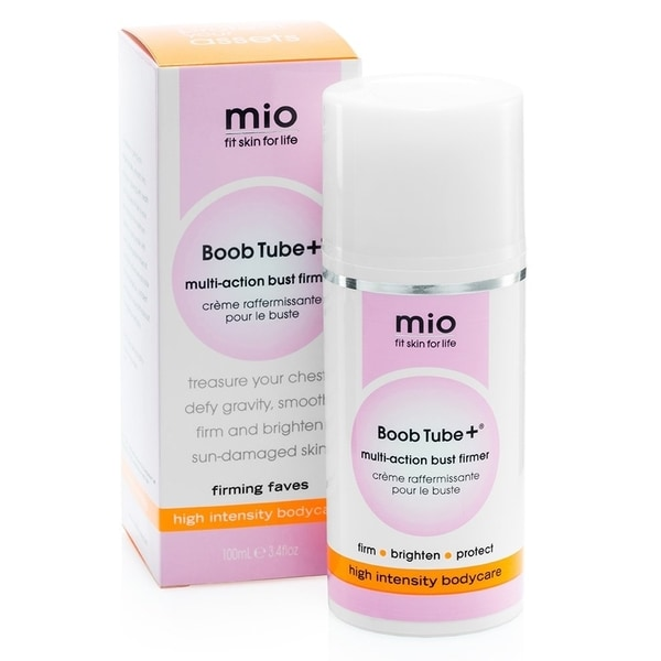 Mama Mio Boob Tube Plus Multi-action 3.4-ounce Bust Firmer