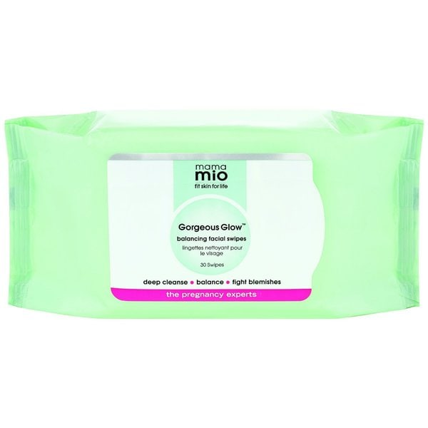 Mama Mio Gorgeous Glow 30-pack Swipes