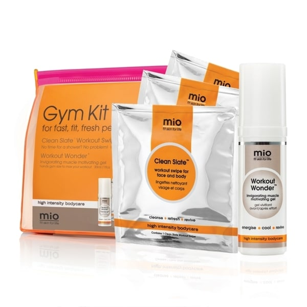 Mama Mio 4-piece Gym Kit