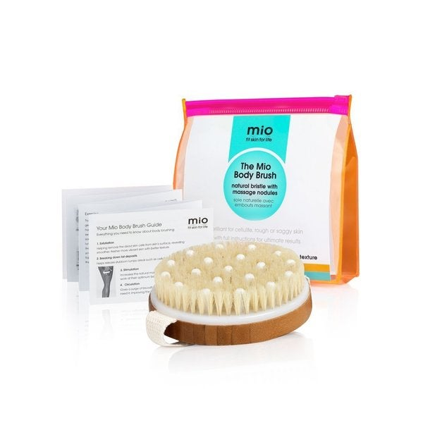 Mama Mio Body Brush Kit
