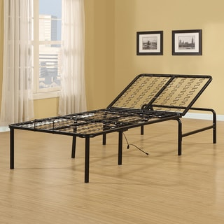 Better Living Recline-a-Bed Adjustable Remote Control Metal Extra Long Twin Size Frame