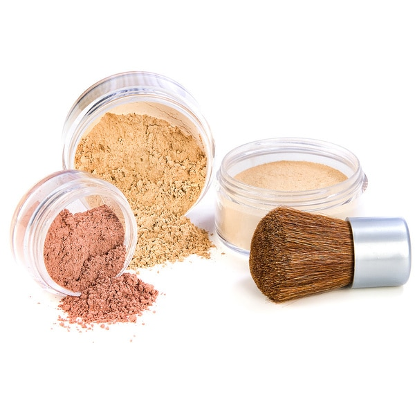 Mineral Makeup Essential Beauty 4-piece Kit