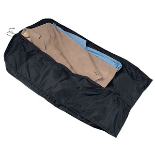 Household Essentials Black Garment Bag