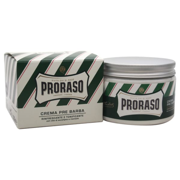 Proraso Refreshing and Invigorating 10.14-ounce Pre-Shave Cream