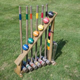 Franklin Sports Vintage Croquet Set