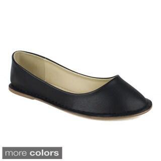 TOI ET MOI Women's Savarin-01 Round-toe casual flats